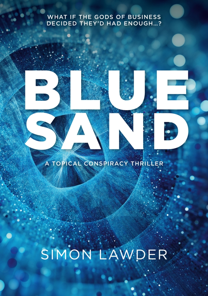 Blue Sand is now available to download from Kindle.